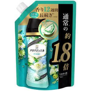 P &G レノア ハピネス アロマジュエル 香り付け専用ビーズ パステルフローラル&ブロッサムの香り 詰め替え 特大 730mL 861限定 レノアHAJパステルカエSL