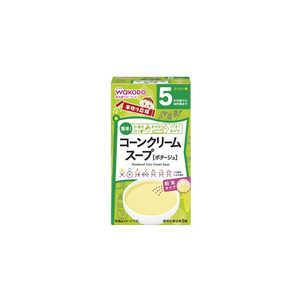 アサヒグループ食品 栄養マルシェ 手作り応援 コーンクリームスープ 3.6gx8 コーンクリームスープ