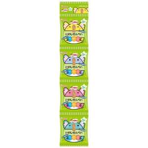 アサヒグループ食品 1歳からのおやつ+DHA いわしせんべい4連 6gx4袋 1サイイワシセンベイ4レン