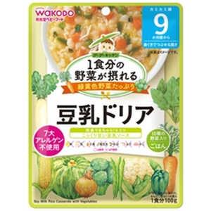 アサヒグループ食品 1食分の野菜が摂れるグーグーキッチン 100g トウニュウドリア100G