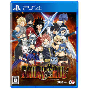 FAIRY TAIL [通常版] [PS4]