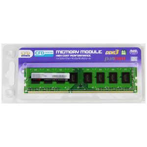 D3U1600PS-4G [DDR3 PC3-12800 4GB]