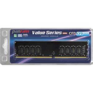 CFD Panram DDR4-2666 デスクトップ用メモリ 288pin D4U2666PS8GC19