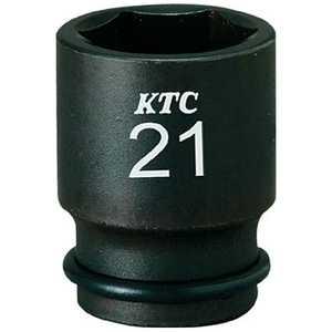 京都機械工具 KTC 9.5sq.インパクトレンチ用ソケット(セミディープ薄肉)14mm ドットコム専用 BP3M14TP