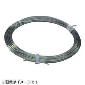 トラスコ中山 TRUSCO ステンレス針金 小巻タイプ 0.3mmX15m ドットコム専用 TSWS03