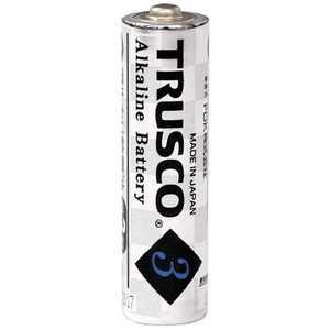トラスコ中山 TRUSCO アルカリ乾電池 単3 4個入 ドットコム専用 TLR6GP4S