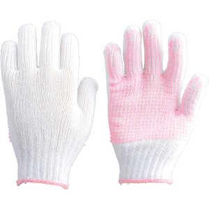 トラスコ中山 TRUSCO 女性用すべり止め手袋 7G ドットコム専用 TGAGW7G