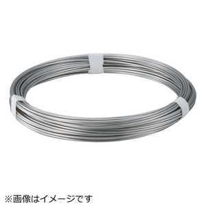 トラスコ中山 TRUSCO ステンレス針金 0.9mm 1kg ドットコム専用 TSW09