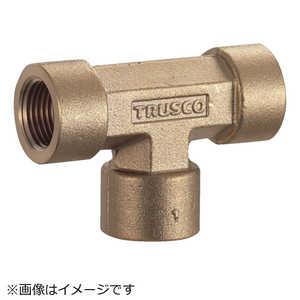 トラスコ中山 TRUSCO ねじ込み継手 チーズ RC1/8XRC1/8XRC1/8 ドットコム専用 TN11T