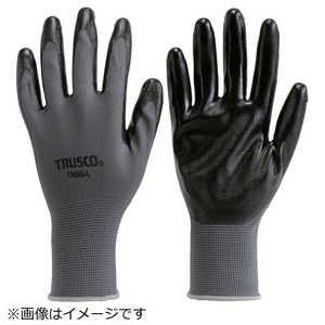 トラスコ中山 TRUSCO ニトリル背抜き手袋 M ドットコム専用 TNSGM