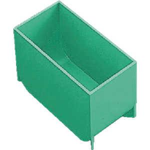 トラスコ中山 TRUSCO 樹脂BOX Bサイズ 100×50×55 ドットコム専用 PTB2