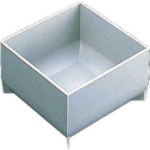 トラスコ中山 TRUSCO 樹脂BOX Cサイズ 100×100×55 ドットコム専用 PTC1