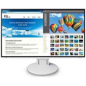 EIZO 4K対応 27.0型液晶ディスプレイ FlexScan EV2785-WT EV2785WT