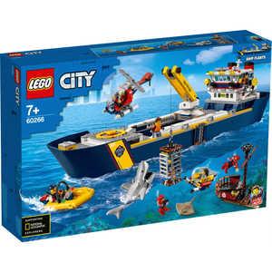 シティ 60266 海の探検隊 海底探査船