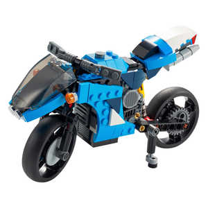 レゴジャパン レゴブロック クリエイタ2101 31114スーパーバイク
