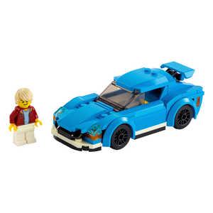 レゴジャパン レゴブロック シティ シティ2101 60285スポーツカー