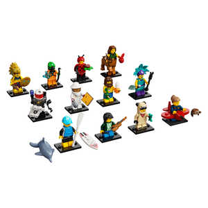 レゴジャパン レゴブロック ミニフィキ2101 71029レゴミニフィギュア21