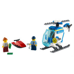 レゴジャパン レゴブロック シティ シティ2101 60275ポリスヘリコプター
