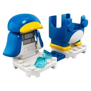 レゴジャパン レゴブロック スーパーマリオ マリオ2101 71384ペンギンマリオPUパック