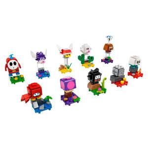 レゴジャパン レゴブロック スーパーマリオ マリオ2101 71386キャラクターパック2