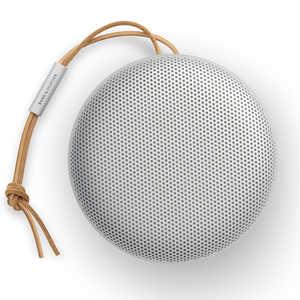 BANG &OLUFSEN ブルートゥーススピーカー グレーミスト BEOSOUND-A1-2NDGEN-GREYMIST [Bluetooth対応] グレーミスト BEOSOUNDA12NDGENGREY