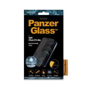 PANZERGLASS PanzerGlass(パンザグラス) iPhone 6.7inch 2020 抗菌仕様 Privacy エッジトゥエッジ Black P2712