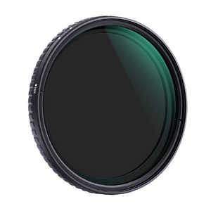 K &FCONCEPT NANO-X バリアブル NDフィルター 40.5mm KF405NDX8128
