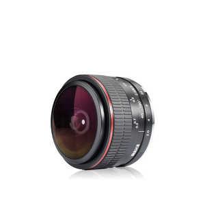 MK-6.5mm F2.0 MK065F20M4/3 [マイクロフォーサーズ用] 製品画像