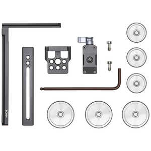 DJI Ronin-S/SC Part 11 L-Bracket Plate with Counterweight RSCP11