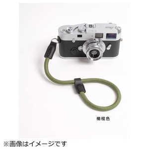 CAMIN cam-in ハンドストラップ オリーブ DWS00120
