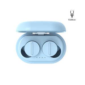 SABBAT フルワイヤレスイヤホン LYNN [リモコン・マイク対応 /ワイヤレス(左右分離) /Bluetooth /ハイレゾ対応 /ノイズキャンセリング対応] VOOPLAYSERIES