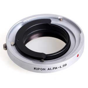マウントアダプター レンズ側:アルパ ボディ側:ライカL39 KIPON ALPA-LEICA L39 ALPAL39