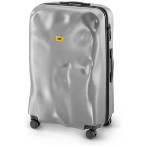 クラッシュバゲッジ スーツケース L100L アイコンコレクション SILVER CB163