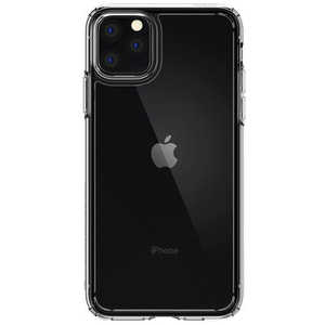 SPIGEN SGP iPhone 11 Pro Max 6.5 Crystal Hybrid Crystal Clear クリア 075CS27062