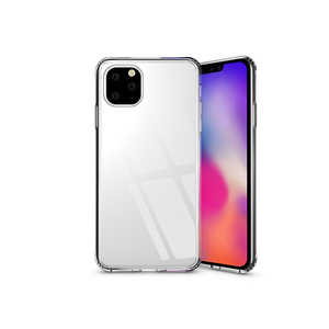 UI motomo iPhone 11 Pro Max 6.5 INO TEMPERED CRYSTAL CASE CLEAR クリア INOTC65CL