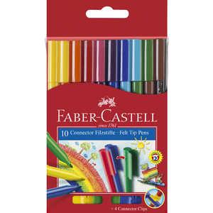 ファーバーカステル 10本セット コネクターペン 10本セット 11150AIA