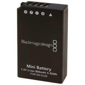 BLACKMAGICDESIGN カメラPCC-バッテリー カメラPCCバッテリー