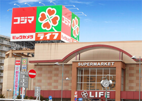 江北駅前店イメージ