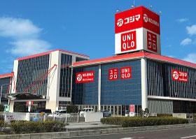 The Kojima X BicCamera  Shizuoka store store appearance